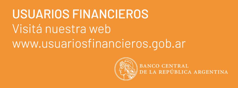 Usuarios financieros