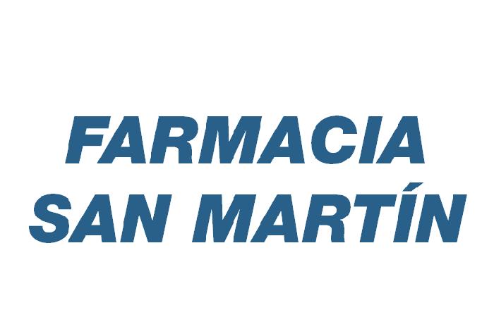 Farmacias San Martín