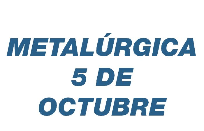 Metalúrgica Cinco de Octubre
