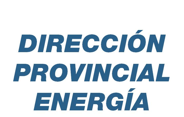 Dirección Provincial de Energía