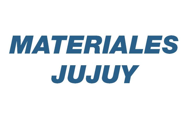 Jujuy Materiales