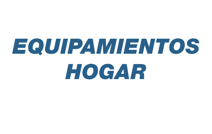 Equipamientos Hogar