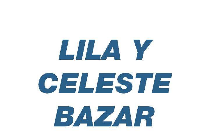 Lila y Celeste Bazar