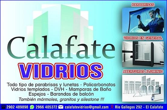 Vidrios El Calafate