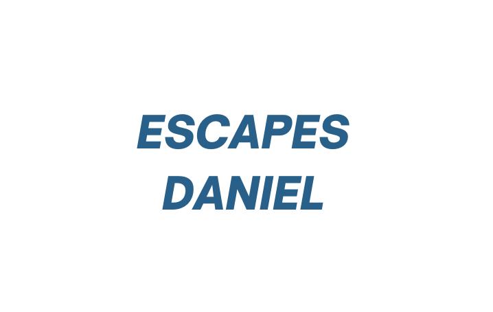 Escapes Daniel