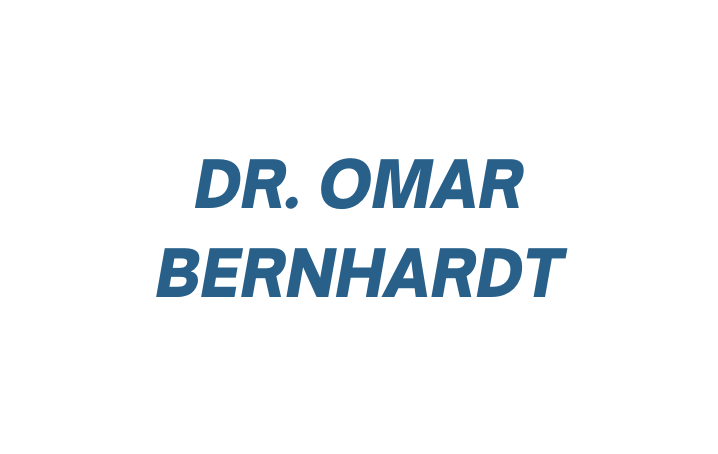 Dr. Bernhardt Omar Odontología General
